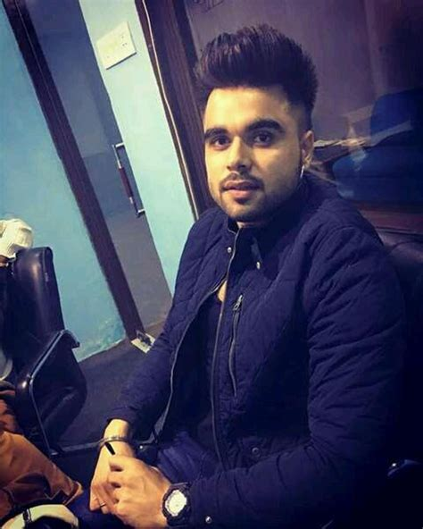 ninja pic singer punjabi singer ninja hair style latest hair cut for men
