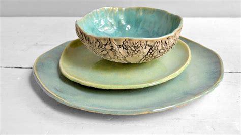 one clay bead blue bergitt