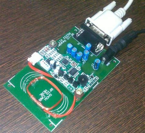 Rfid Acm120s Contactless Reader Module Rs232 rfid reader kit rs232 interface in janakpuri new delhi
