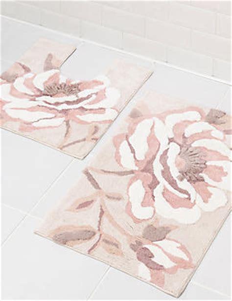 Marks And Spencer Bathrooms by Bath Mats Pedestal Mats Non Slip Bath Mats M S