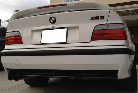bmw m3 e36 spoiler light type sl 3240rd