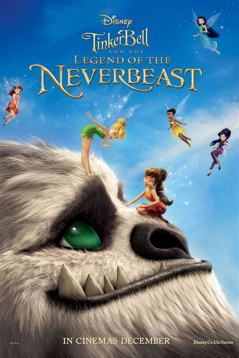 film legend adalah tinker bell and the legend of the neverbeast wikipedia
