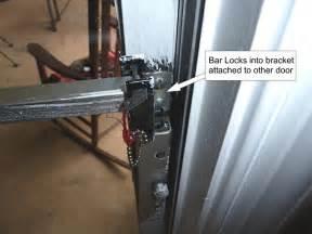 door security sliding patio door security locks