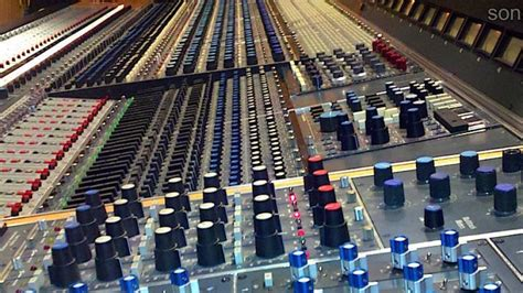 neve recording console this neve 8078 vintage recording console