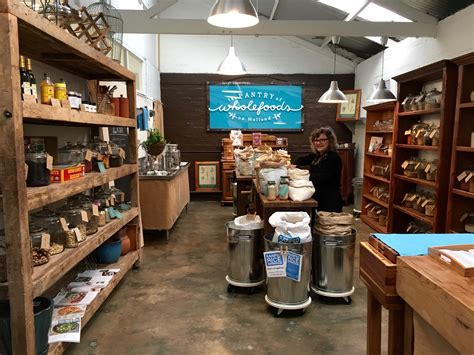 the pantry of wholefoods on adelaide