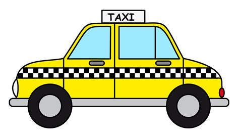 a cab free coloring pages of nyc taxi cab