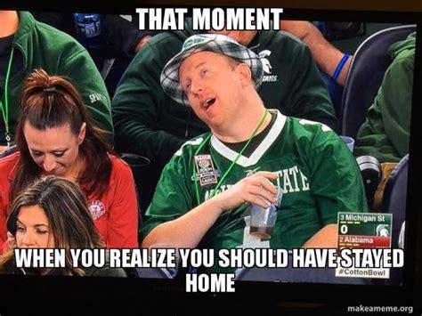 Michigan State Football Memes - michigan state fan meme concerts pinterest