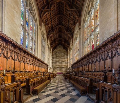 Oxford Interiors by File New College Chapel Interior 1 Oxford Uk Diliff