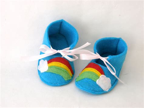 plusheez slippers honoring a rainbow baby wstale
