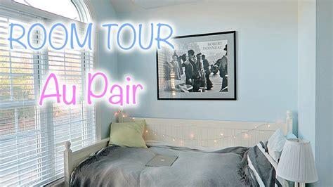 aupair room room tour au pair bedroom