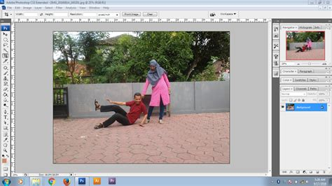 cara edit foto x ray di photoshop cara mudah mengedit foto mini people dengan photoshop cs3