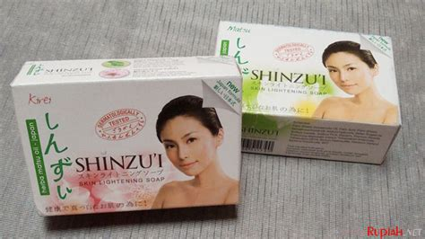 Sabun Cair Shinzui harga lebih murah sabun shinzui batangan diklaim wangi