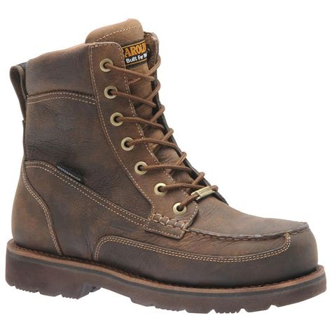 mens carolina work boots   28 images   s carolina 174 6 quot waterproof broad toe work boots, s