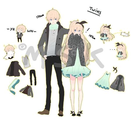 anime boy outfit ideas a d o p t a b l e t w i n s closed by urmsk deviantart