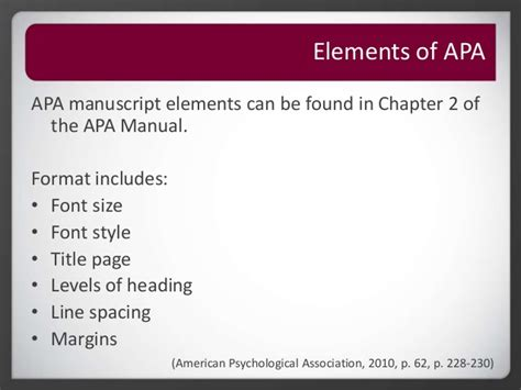 apa format basics roseman university library apa citation basics and