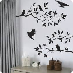 Wall Design Sticker Bird Wall Sticker Design Ideas Liftupthyneighbor Com