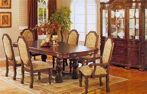 Old Dining Room Furniture by Design Amp Dkor