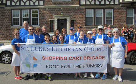 Maine Township Food Pantry by Service