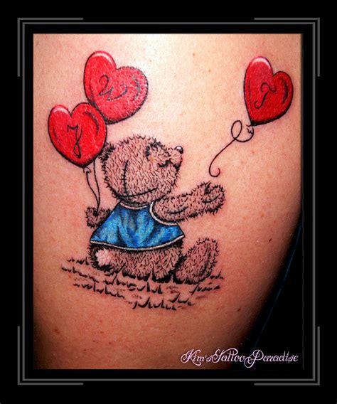 beertje kim s tattoo paradise