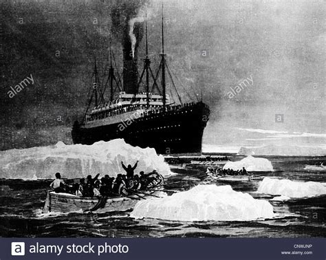 titanic boat survivors transport transportation navigation titanic rescue of