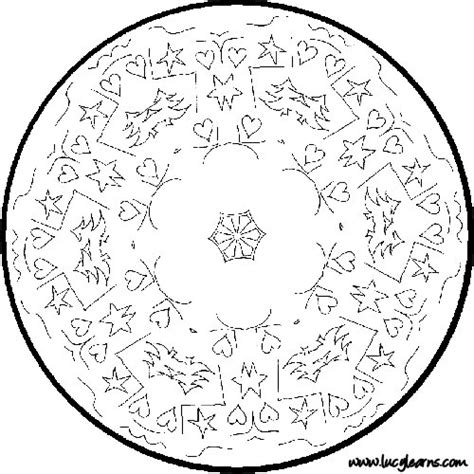 mandala ornaments coloring pages 7 best images of free printable mandalas free