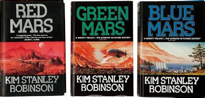 Pdf Blue Mars Trilogy Stanley Robinson by Marooned Science Fiction Books On Mars