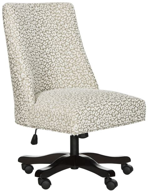 safavieh belinda desk chair mcr1028a desk chairs furniture by safavieh
