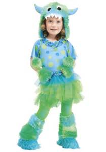 toddler halloween costumes cheap toddler monster miss costume girls toddler monster costumes