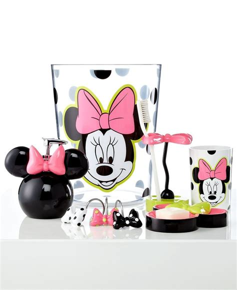 17 Best Images About Kid Bathroom Ideas On Pinterest Minnie Mouse Bathroom Accessories