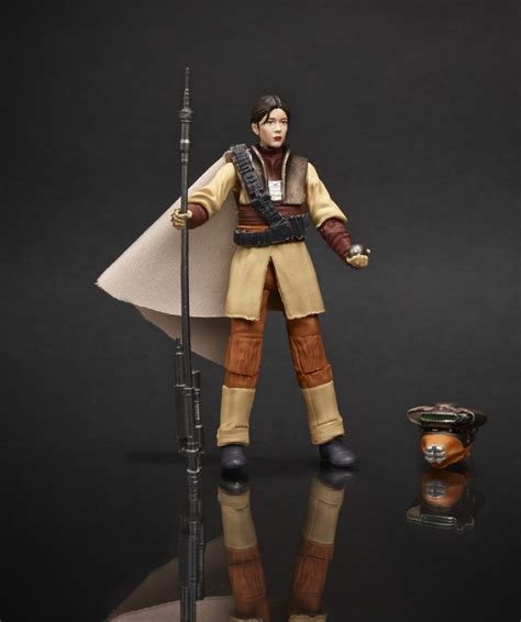 Hasbro Wars Black Series 3 75 Inch Han Leia Captain Phasma new wars toys announced by hasbro laughingplace