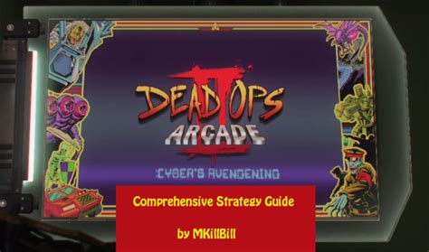 dead ops arcade room of fate call of duty black ops iii dead ops arcade ii guide for xbox 360 by mkillbill gamefaqs