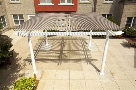 louvered patio roof system pittsburgh patio cover pergola louvered roofing system