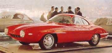 Alfa Romeo Giulietta Sprint Speciale Alfa Romeo Giulietta Sprint Speciale Designed By The