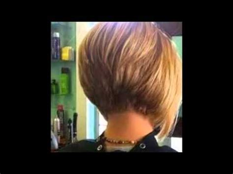 short bobs for thick hair youtube