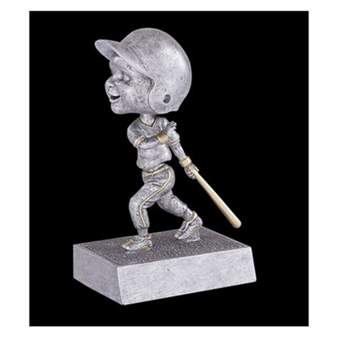 bobblehead t trophies baseball rock n bop bobblehead trophies