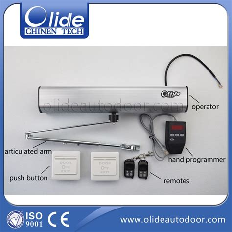 Remote Control Swinging Doors Closer Operator For Wood And