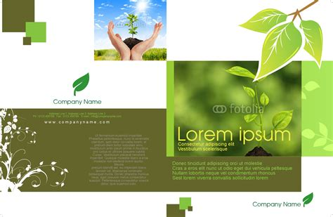 agriculture brochure templates agriculture brochure templates 6 best sles templates