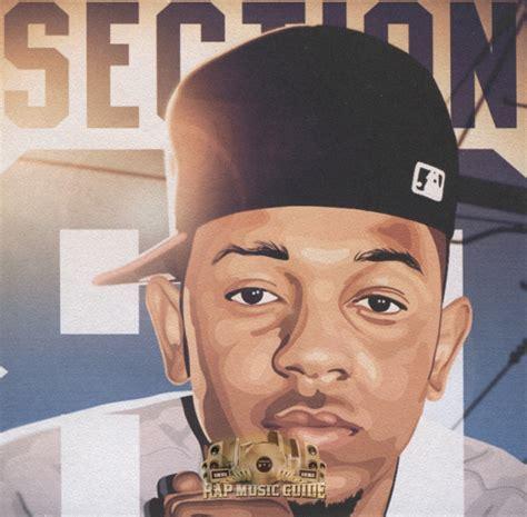 kendrick lamar section 80 cd rap guide