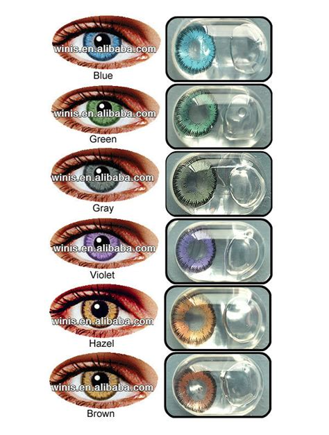 where can i buy color contacts eclipse korea tri color contact lens soft yearly wholesale