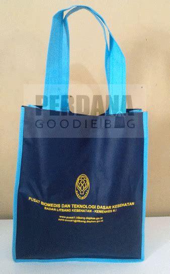 tote bag bakti husada bahan spunbond perdana goodie bag