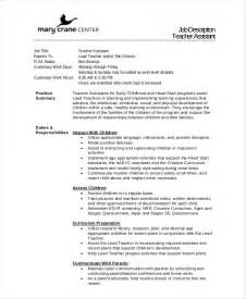 template for descriptions 12 descriptions free sle exle