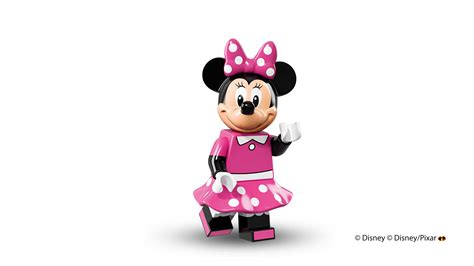 Mini Disney by Lego Disney Minifigures Images Revealed Collider