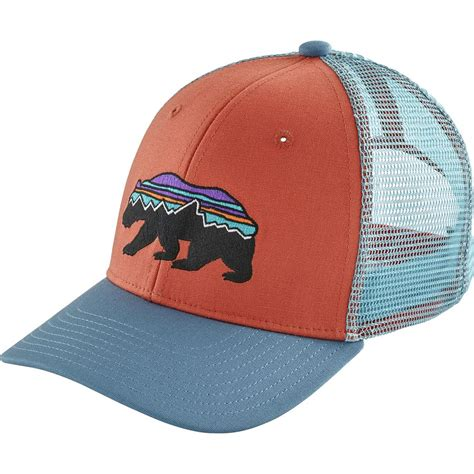 patagonia trucker hat backcountry