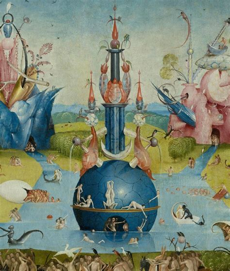 bosch le hieronymus bosch afternoon delight the minute