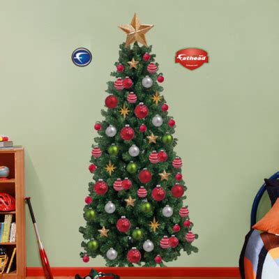 christmas tree wall decal at allposters com au