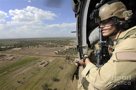 u s air combat rescue officer photograph by