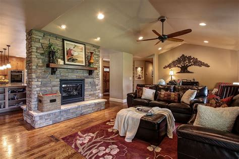 Kitchen Gas Fireplace by Hometalk Co Kitchen And Fireplace Reno