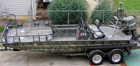 ultimate bowfishing boat the bowfishing madness boat
