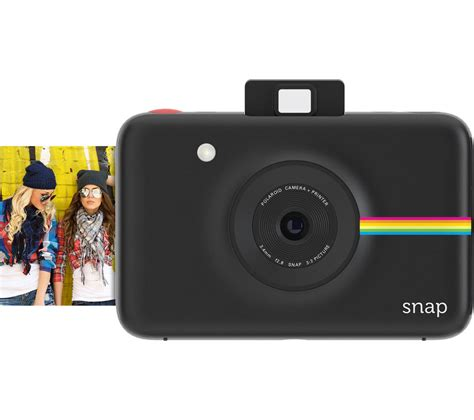 instant photo polaroid buy polaroid snap instant black free delivery