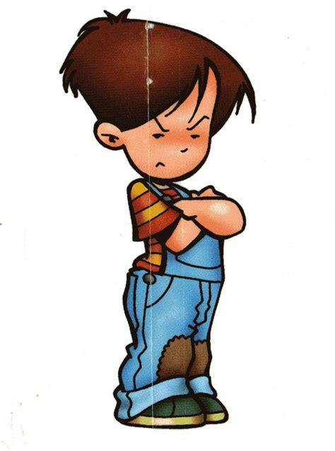 emoticonos de dibujos animados con cara enfadada sobre cartel enfadado educar en valores pinterest